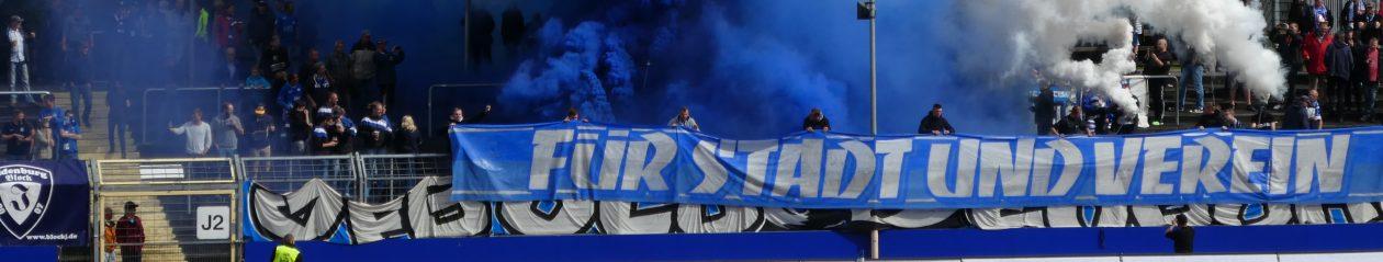 Groundhopping und der VfB  –  JanW on Tour