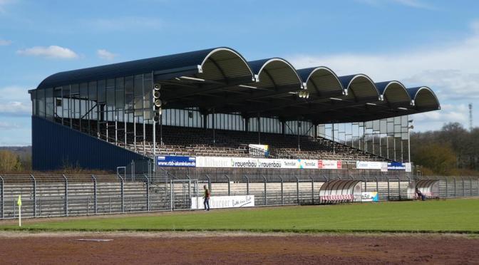 FSV Salmrohr – FK Pirmasens